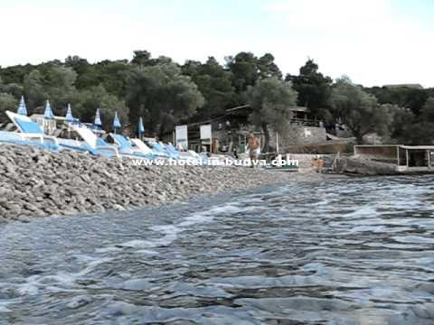 Zanjic Beach Montenegro - Plaza Zanjic