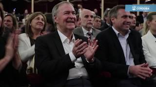 """Schiaretti: """"Este teatro es parte del alma de Córdoba"""""""