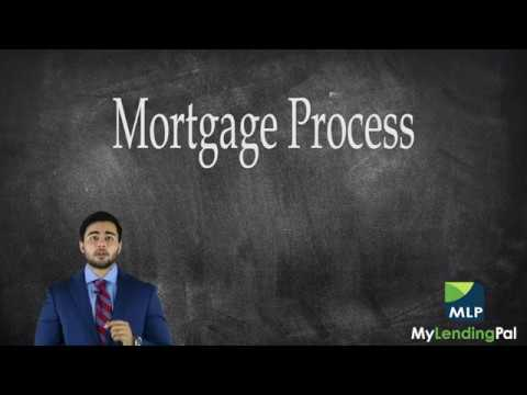 Mortgage Process General Overview