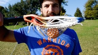 Lacrosse Stick Check | Paul Rabil