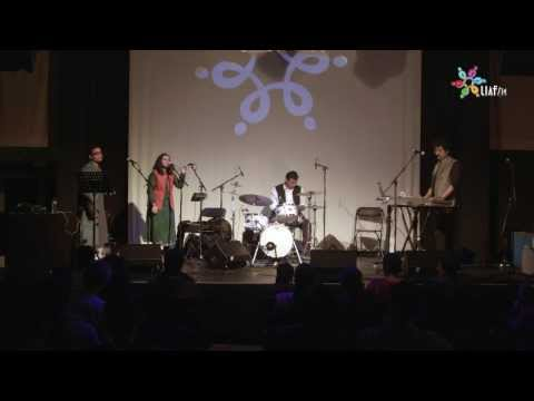 Chakraphonics at the London International Arts Festival 2014