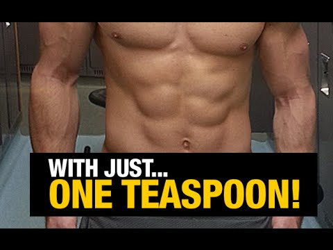 How to Burn Fat Faster (WITH 1 TEASPOON OF THIS!)