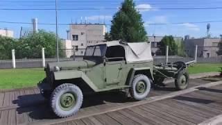Музей военной техники времен ВОВ на Поклонной горе