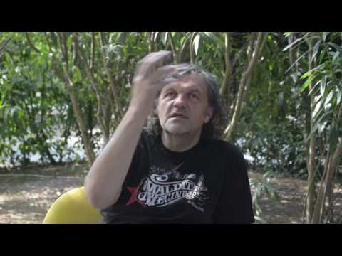 An Interview with Emir Kusturica