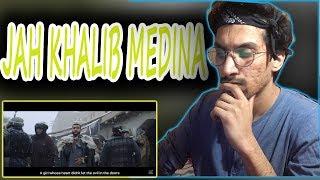 Jah Khalib - Medina   REACTION