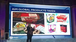 Aim Global Product Testimony by Len B  Monsalve 11/05/17 MOA ARENA