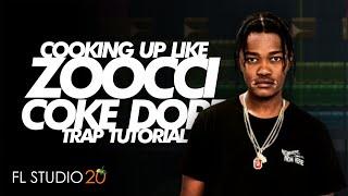 Cooking Up Like Zoocci Coke Dope (Trap Tutorial) | FL StudioTutorial 2019 | #AudioBuffet