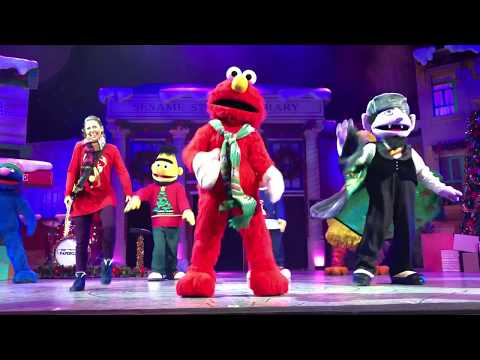 Elmo Christmas Day Song