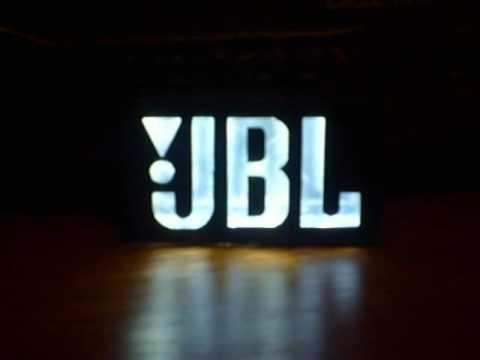 jbl logo youtube
