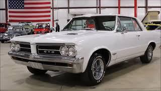 1964 Pontiac GTO white 2