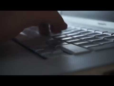 Typing on laptop - Stock HD Free Footage