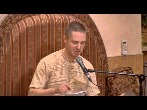 Шримад Бхагаватам 4.4.18-19 - Преманджана прабху