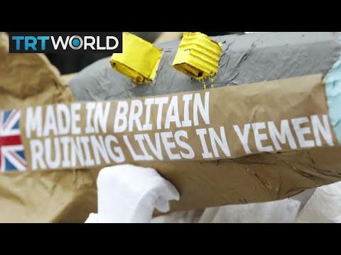 UK-Saudi arms trade