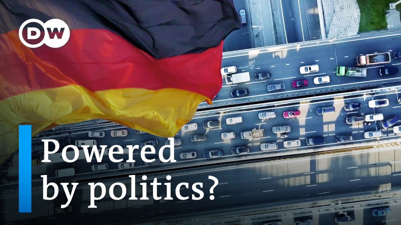 The German car industry's political muscle | DW Documentary