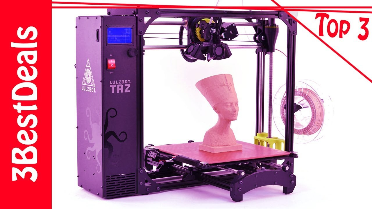 Best 3d Printer 2020.3 Best 3d Printer Reviews In 2020