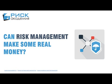 16. Can risk managers make real money for their companies - Alex Sidorenko