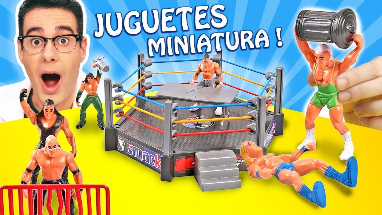 5 JUGUETES MINIATURA QUE NO CREERÁS QUE EXISTEN | Curiosidades con Mike - T4 E14