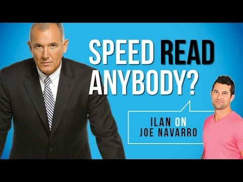 joe-navarro-part-1:-an-ex-fbi-agent's-guide-to-speed-reading-people---pep-029-(3-part-series)