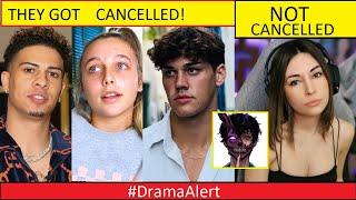Ace Family , Emma Chamberlain , Noah Beck CANCELLED! #DramaAlert Corpse Husband NOT CANCELLED!