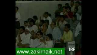 Zakir Naik Q&A-9  |   Can a Muslim girl get marry with her own free will