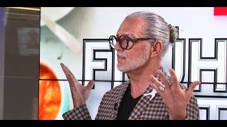 Frühstücks-Talk: Star-Visagist im Interview
