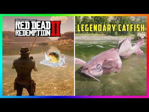 Red Dead Redemption 2 fans spent over a year trying to find a fish
