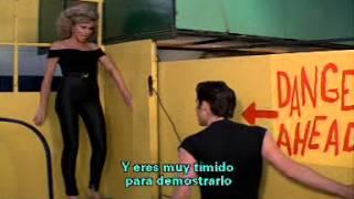 John Travolta and Olivia Newton John - You Are The One That I Want Subtitulada Español John Camacho