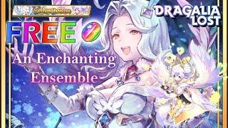 Dragalia Lost An Enchanting Ensemble Banner Summons!!!
