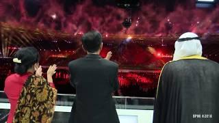 Download lagu Jokowi di Peresmian Pembukaan Asian Games XVIII, Jakarta, 18 Agustus 2018