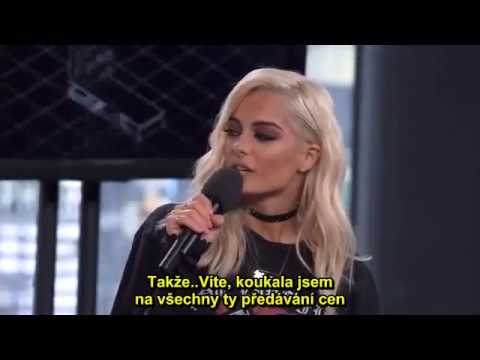 Bebe Rexha - Interview for MTV (CZ TITULKY)
