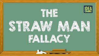 The Strawman Fallacy | Idea Channel | PBS Digital Studios