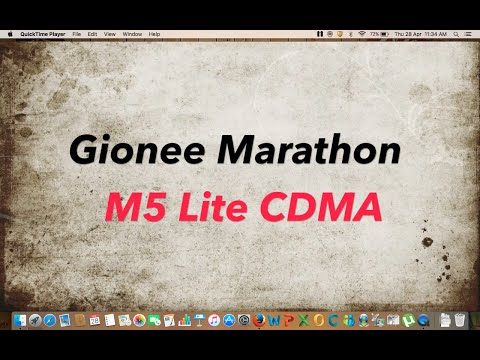 Unboxing and Overview of Gionee Marathon M5 Lite CDMA 4G Mobile [ Hindi - हिंदी ]