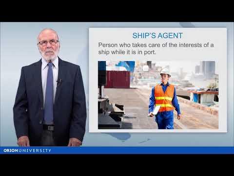 18 Ship's agent - Maritime Jobs