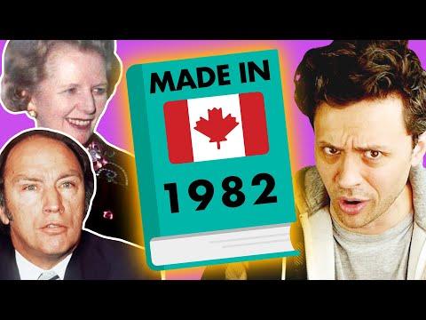 Canada's Constitution Is Weird