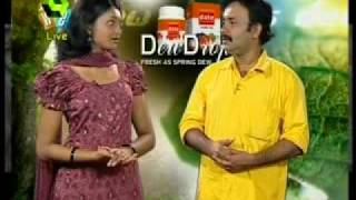 Dr.Suvid Wilson Came as a GUEST in DEW DROPS part 2