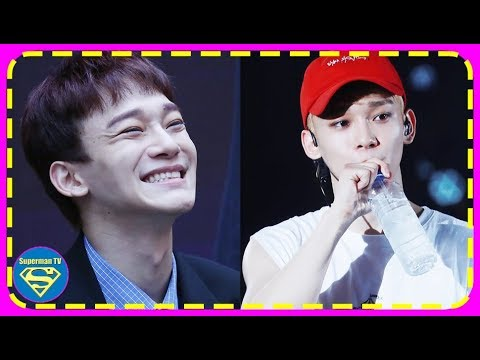 Fans Couldn't Help But Laugh Sadly After EXO Chen Teased With One Particular Gesture...