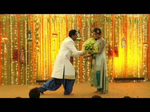 Bride groom performance Kisi Disco mein jaaye & Jashne bahar