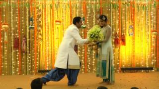 Bride groom performance Kisi Disco mein jaaye & Jashne bahar
