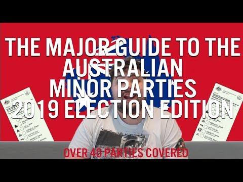 Why All Australian Minor Parties Suck