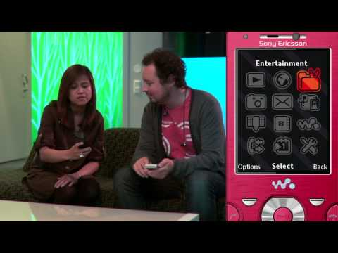 How-to-videos part 2. Sony Ericsson: TrackID music recognition
