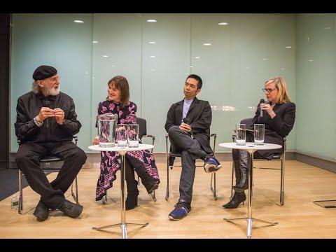 An Evening with Design Pioneers Bob Greenberg, Jackie Goldberg, John Made, and Debbie Millman