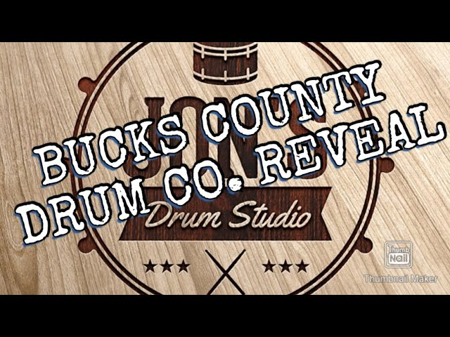 ENDORSEMENT | Bucks County Drum Co. REVEAL
