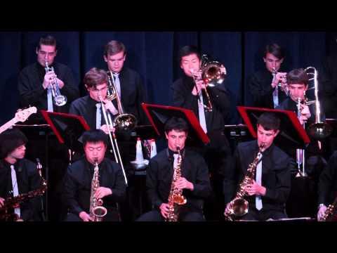 Uptown Funk, Ronson, Mars, et al/Murtha - Troy Jazz Ensemble, 5/14/15 mp3