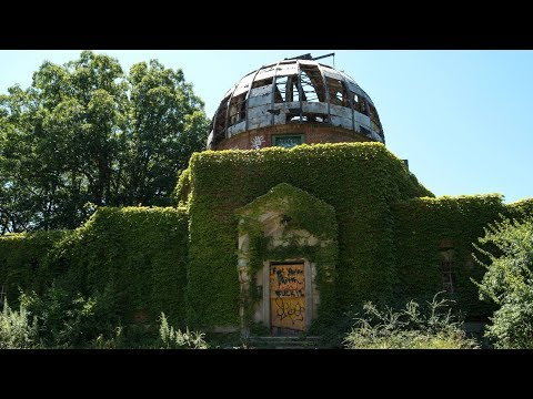 Exploring an Abandoned Historic Observatory
