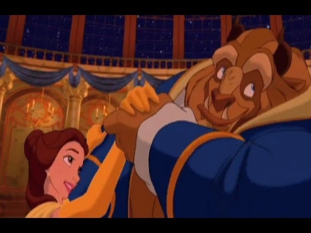 Beauty And The Beast Dance Scene Beauty And The Beast 3d 2012 Hd Youtube