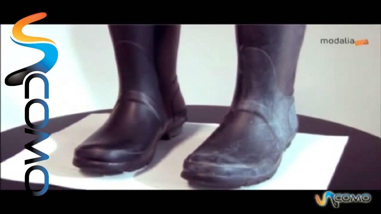 Limpiar las botas de agua youtube - Limpiar moho ropa ...
