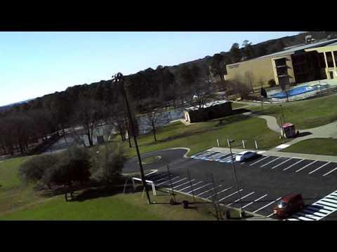 drone UT Tyler.  Tyler, Texas