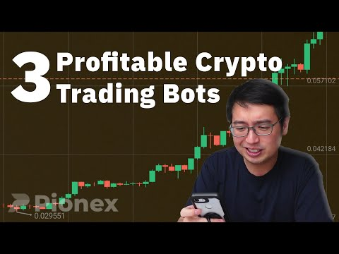 How much I made with crypto trading bots