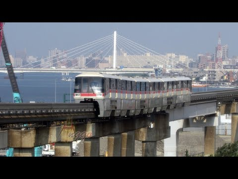 Tokyo Monorail From Haneda International Airport to Hamamatsucho Station