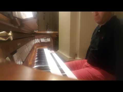 BACH J.S.  :  TOCCATA in DO Maggiore  BWV 564